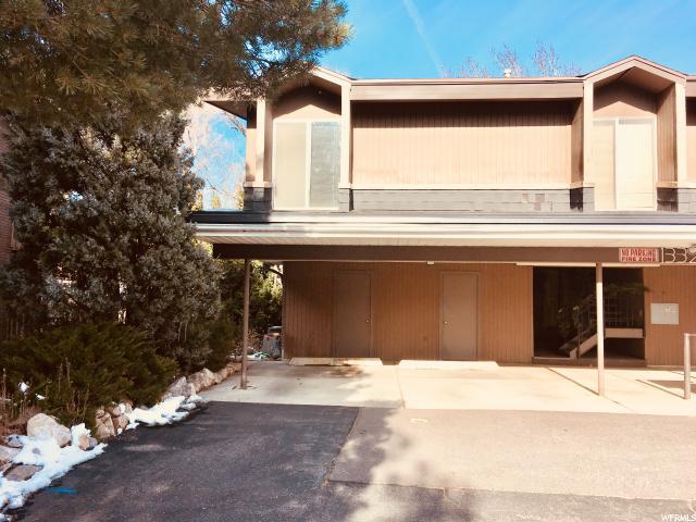 شقة بعمارة للـ Sale في 1332 N MILLCREEK 1332 N MILLCREEK Unit: 3 Ogden, Utah 84404 United States