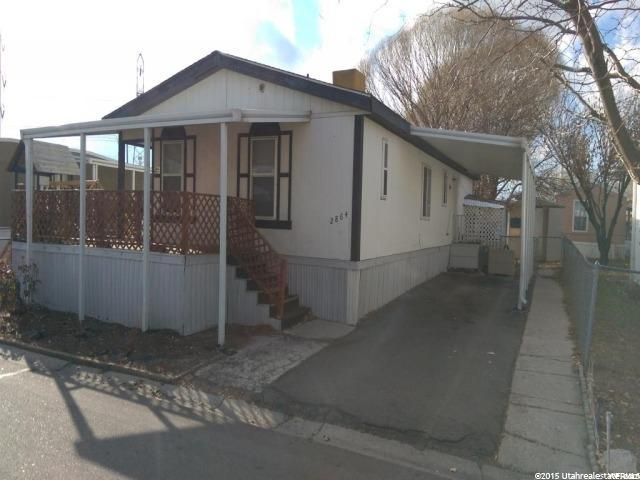 Casa Unifamiliar por un Venta en 2864 S 2540 W 2864 S 2540 W Unit: 236 West Valley City, Utah 84119 Estados Unidos