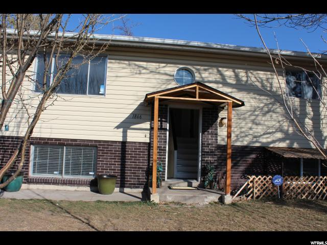 1866 W NORTHSTAR DR, Salt Lake City UT 84116