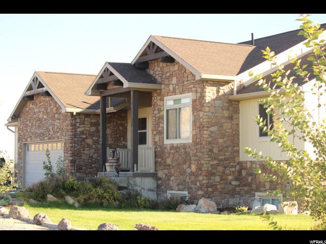 单亲家庭 为 销售 在 6375 W 2000 N 6375 W 2000 N Petersboro, 犹他州 84325 美国