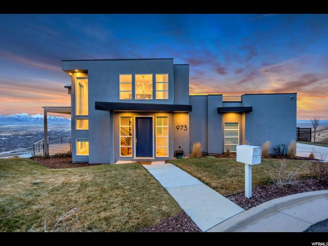 Home for sale at 973 N Churchill Dr, Salt Lake City, UT 84103. Listed at 1489000 with 4 bedrooms, 6 bathrooms and 4,825 total square feet