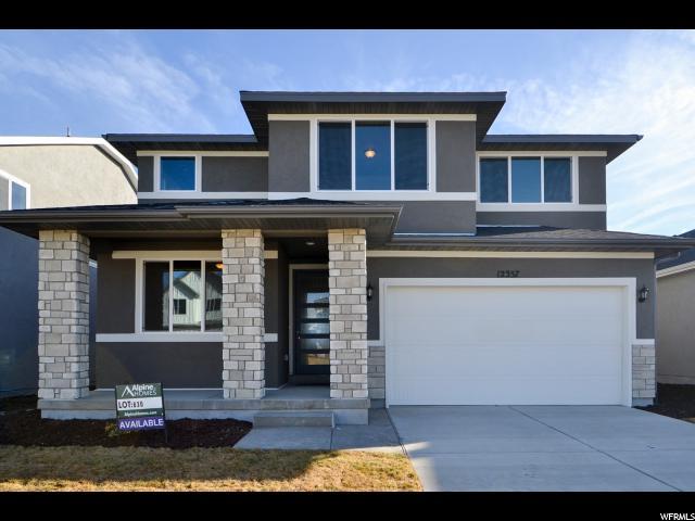 单亲家庭 为 销售 在 12357 S PIKE HILL Lane 12357 S PIKE HILL Lane Herriman, 犹他州 84096 美国