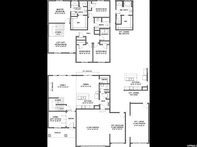 3696 W CREEK MEADOW RD Unit 24 Riverton, UT 84065 - MLS #: 1496543