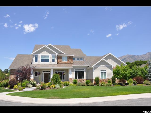 Single Family for Sale at 2435 E ROYAL BIRCH CV 2435 E ROYAL BIRCH CV Cottonwood Heights, Utah 84093 United States