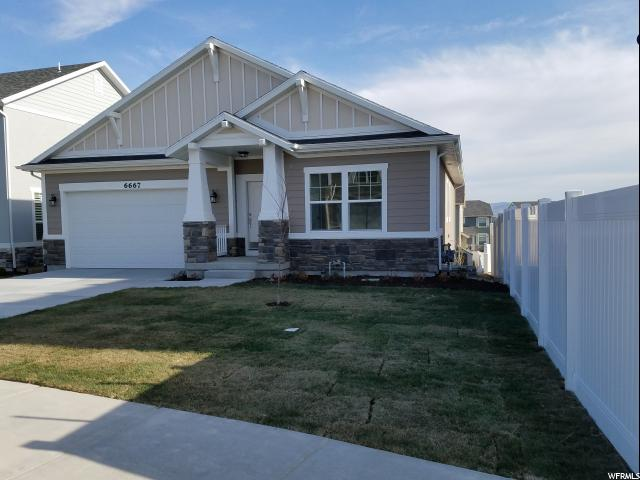 6667 S TERRACE SKY LANE LN Unit 207, West Jordan UT 84081