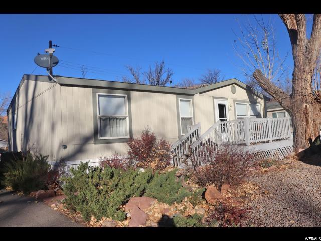 Casa Unifamiliar por un Venta en 273 400 N 500 W W 273 400 N 500 W W Moab, Utah 84532 Estados Unidos