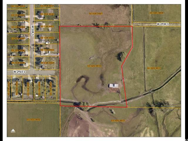 Land for Sale at 198 W 2900 S 198 W 2900 S Nibley, Utah 84321 United States