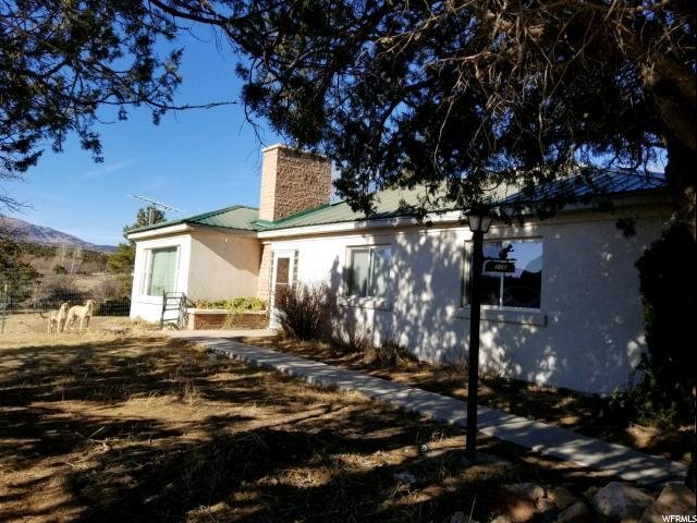 332 W URANIUM DR Monticello, UT 84535 - MLS #: 1496802