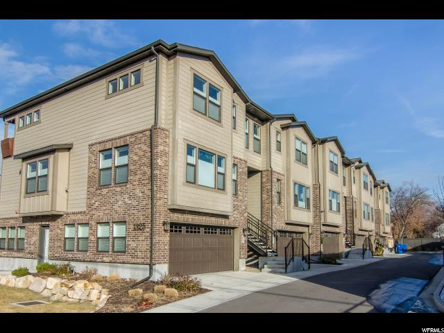 Casa unifamiliar adosada (Townhouse) por un Venta en 1325 S 500 E EAST 1325 S 500 E EAST Unit: 5 Salt Lake City, Utah 84105 Estados Unidos