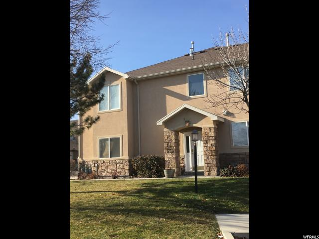 Townhouse for Sale at 6848 W ASHBY WAY 6848 W ASHBY WAY West Valley City, Utah 84128 United States