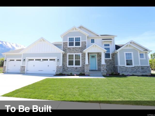 Single Family for Sale at 164 N 2810 E 164 N 2810 E Unit: 50 Spanish Fork, Utah 84660 United States