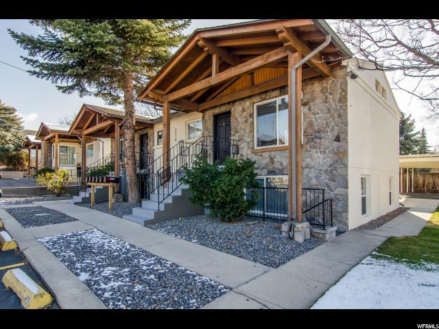 Appartement en copropriété pour l à louer à 2570 E 3300 S 2570 E 3300 S Unit: 3 Salt Lake City, Utah 84109 États-Unis
