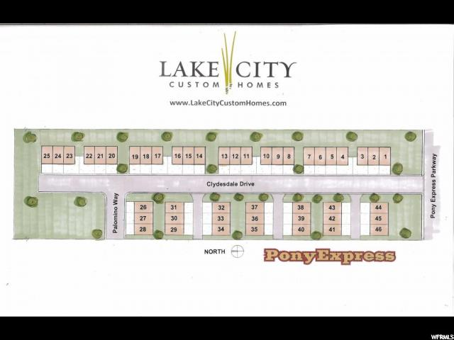 8178 N CLYDESDALE DR Unit 25 Eagle Mountain, UT 84005 - MLS #: 1496866