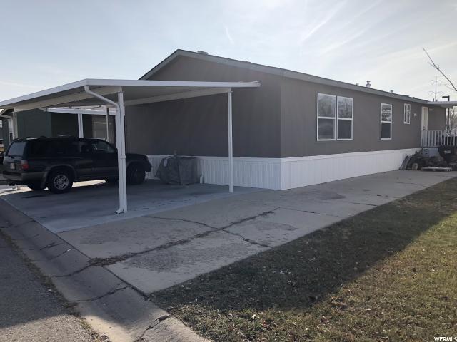 Casa Unifamiliar por un Venta en 1269 W PRODO VISTA Drive 1269 W PRODO VISTA Drive West Valley City, Utah 84119 Estados Unidos