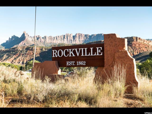38 E MAIN MAIN Rockville, UT 84763 - MLS #: 1496971