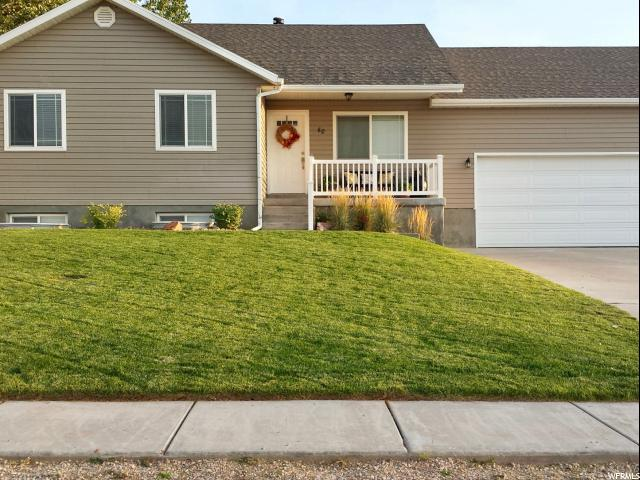 Single Family for Sale at 80 E 600 N 80 E 600 N Fillmore, Utah 84631 United States