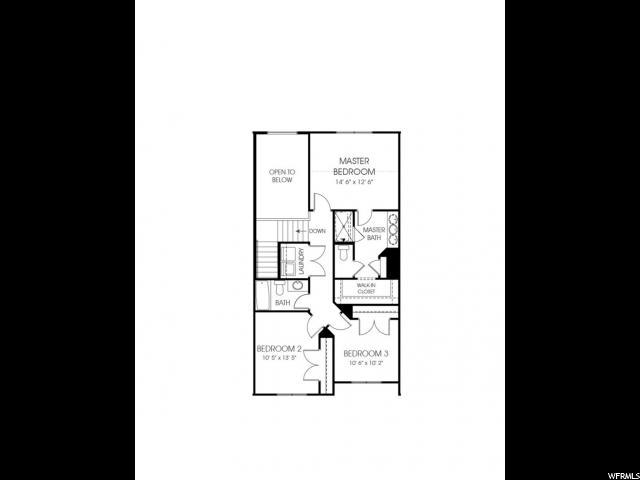 4344 W BRONSON LN Unit 63 Herriman, UT 84096 - MLS #: 1496990