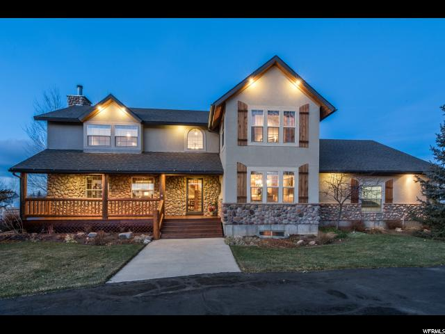 Single Family for Sale at 583 WILD WILLOW Drive 583 WILD WILLOW Drive Francis, Utah 84036 United States