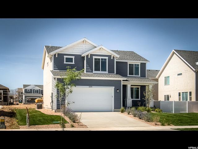 576 S RAVENWOOD LN Unit 376 Saratoga Springs, UT 84045 - MLS #: 1497030