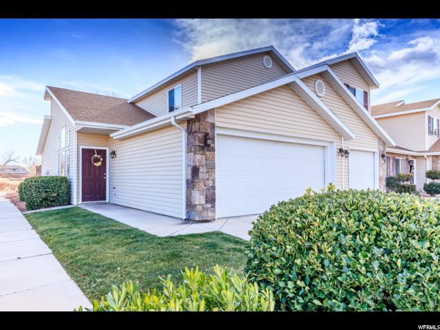 Casa unifamiliar adosada (Townhouse) por un Venta en 969 W 200 S 969 W 200 S Hurricane, Utah 84737 Estados Unidos