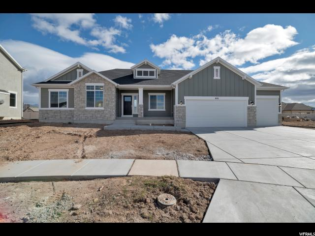Single Family for Sale at 973 S 1600 W 973 S 1600 W Syracuse, Utah 84075 United States