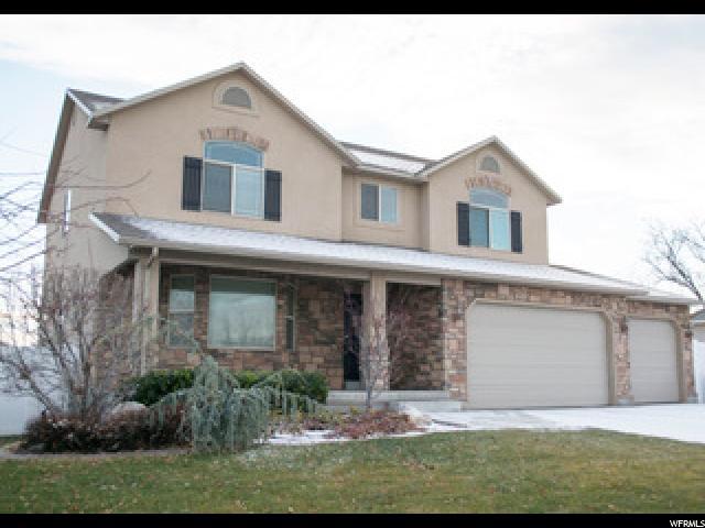 Single Family للـ Sale في 1263 W TRIMBLE Lane 1263 W TRIMBLE Lane West Jordan, Utah 84088 United States