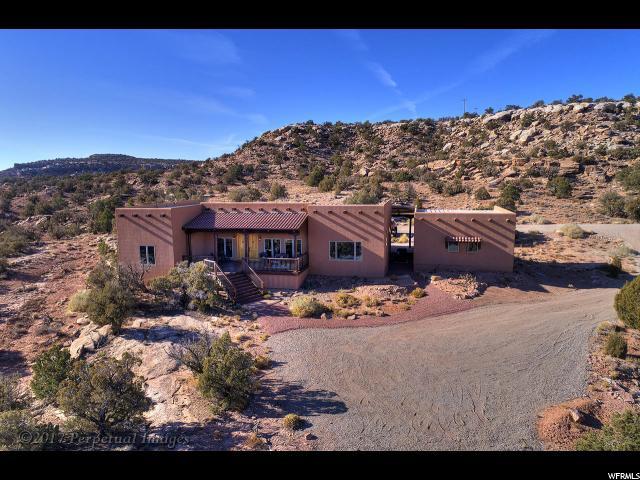 Unifamiliar por un Venta en 15 W BLUE MOUNTAIN Court 15 W BLUE MOUNTAIN Court Moab, Utah 84532 Estados Unidos