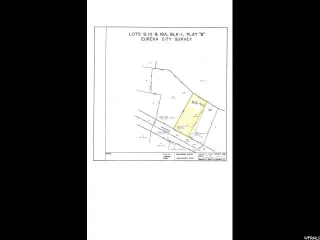 ARLINGTON ST Eureka, UT 84628 - MLS #: 1497411