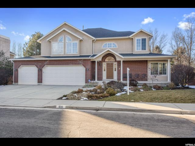 6116 S CARRIAGE PARK CIR, Holladay UT 84121