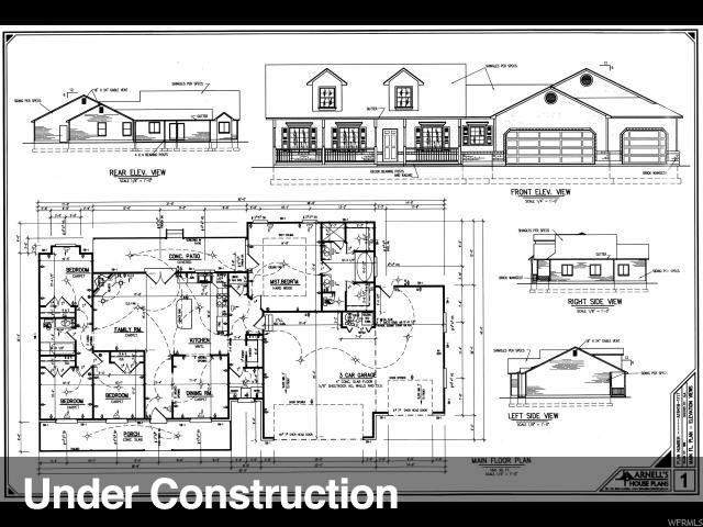 Single Family للـ Sale في 4200 W 2400 N 4200 W 2400 N Unit: 31 Corinne, Utah 84307 United States