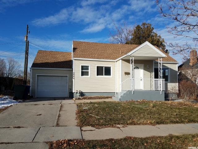 单亲家庭 为 销售 在 2865 MADISON Avenue 2865 MADISON Avenue 奥格登, 犹他州 84403 美国