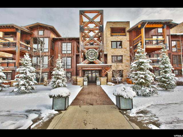 2880 DEER VALLEY DRIVE EAST Unit 6123, Park City UT 84060