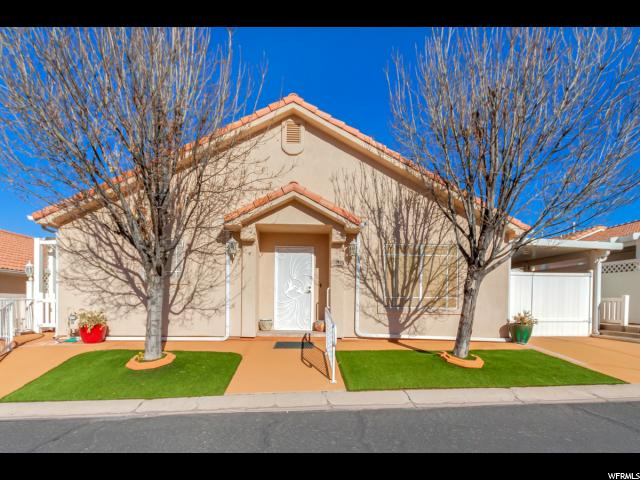 Single Family للـ Sale في 504 E TELEGRAPH Road 504 E TELEGRAPH Road Unit: 71 Washington, Utah 84780 United States