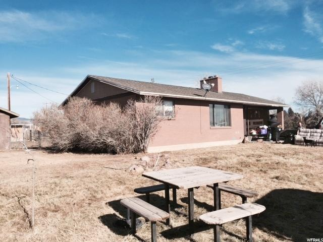 Single Family for Sale at 11451 N UINTAH CANYON HWY 11451 N UINTAH CANYON HWY Neola, Utah 84053 United States