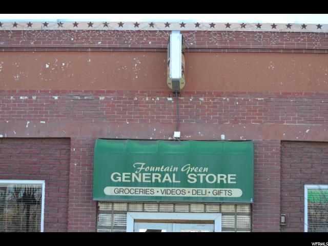 80 S STATE Fountain Green, UT 84632 - MLS #: 1497569