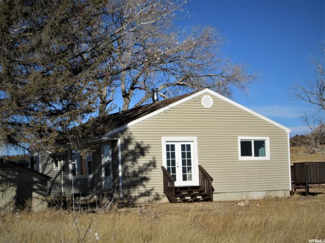 Один семья для того Продажа на 4484 N 16000 W 4484 N 16000 W Altamont, Юта 84001 Соединенные Штаты