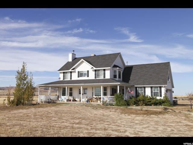 单亲家庭 为 销售 在 1542 W HIGHWAY 78 1542 W HIGHWAY 78 莱文, 犹他州 84639 美国