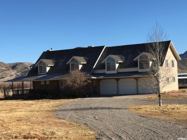 单亲家庭 为 销售 在 860 N STATE Street 860 N STATE Street Sigurd, 犹他州 84657 美国