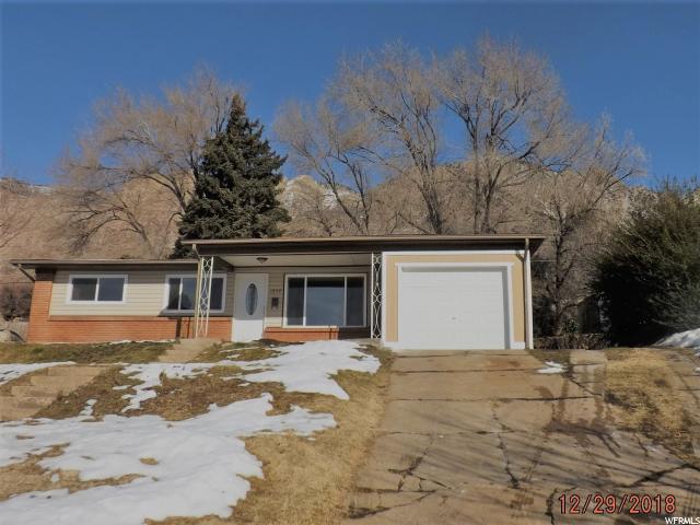 Single Family للـ Sale في 1040 HISLOP Drive 1040 HISLOP Drive Ogden, Utah 84404 United States