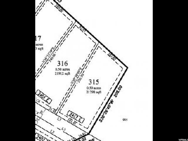 2417 E PATRIOT   (#315) DR Eagle Mountain, UT 84043 - MLS #: 1497711