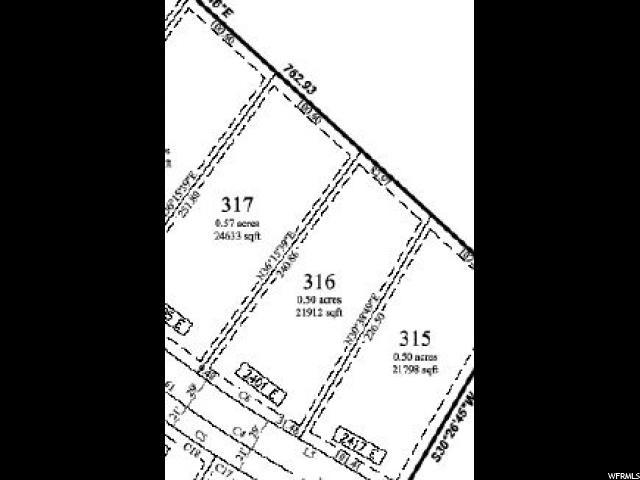 2401 E PATRIOT (#316) DR Eagle Mountain, UT 84043 - MLS #: 1497712