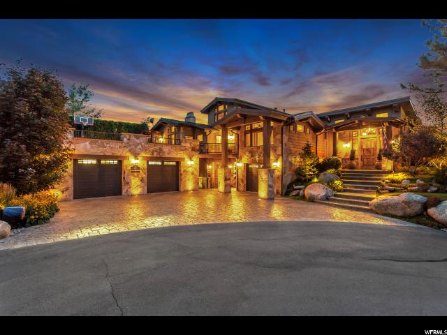 Single Family للـ Sale في 3336 E LONE SPRINGS CV 3336 E LONE SPRINGS CV Sandy, Utah 84092 United States