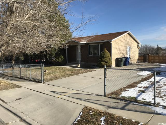 Single Family for Sale at 4181 S BURKMAN WAY 4181 S BURKMAN WAY West Valley City, Utah 84120 United States