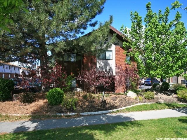 Appartement en copropriété pour l Vente à 865 N 500 W 865 N 500 W Unit: 3 Provo, Utah 84604 États-Unis