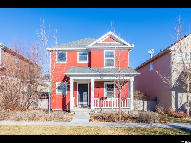 Unifamiliar por un Venta en 11718 S BLUEROCK Avenue 11718 S BLUEROCK Avenue South Jordan, Utah 84095 Estados Unidos