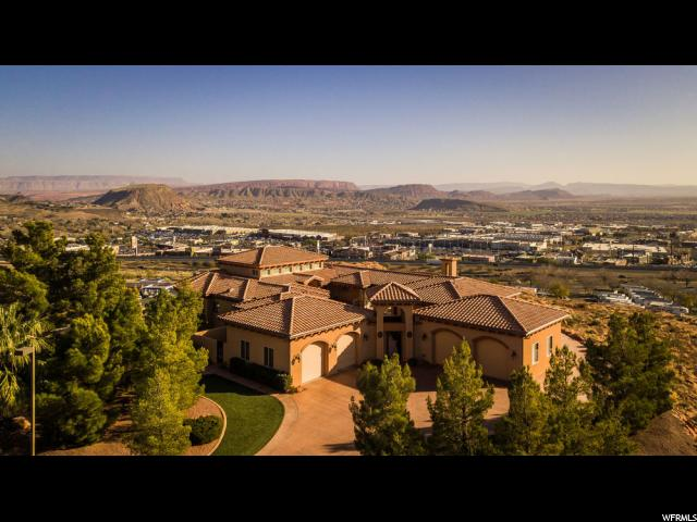 Single Family للـ Sale في 6 N LIONS HEAD Circle 6 N LIONS HEAD Circle Washington, Utah 84780 United States