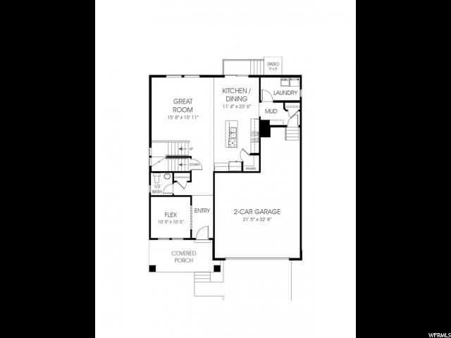 Additional photo for property listing at 884 W MCKENNA Road 884 W MCKENNA Road Unit: 331 Bluffdale, Utah 84065 États-Unis
