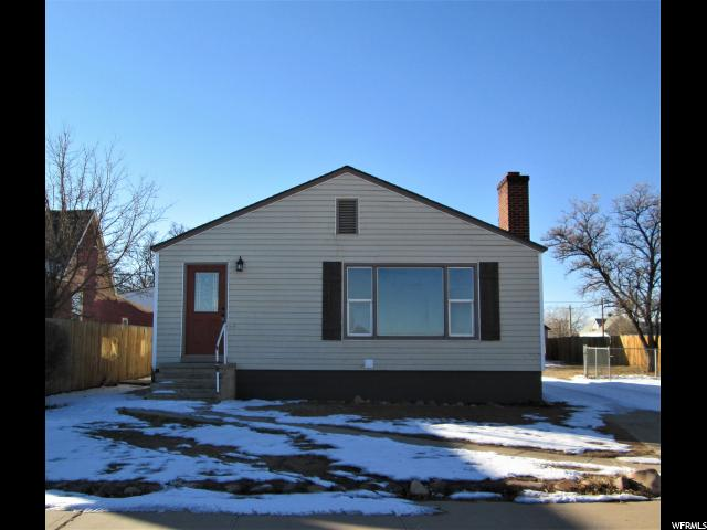 Single Family for Sale at 381 N 100 E 381 N 100 E Roosevelt, Utah 84066 United States