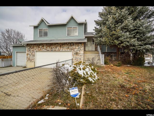 Один семья для того Продажа на 1381 JEFF Street 1381 JEFF Street Layton, Юта 84040 Соединенные Штаты