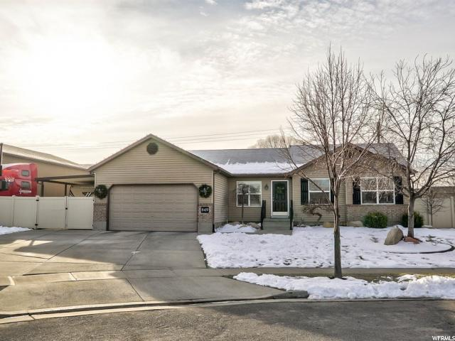 Single Family for Sale at 849 W 2225 S 849 W 2225 S Woods Cross, Utah 84087 United States